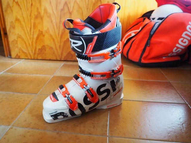 Botas esquí ROSSIGNOL world cup 130 26-26'5