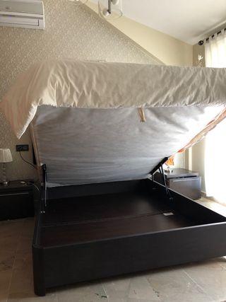 Canapé cama 150 cm