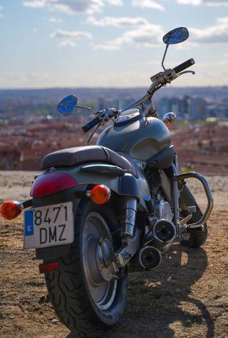 Moto Venox 250 estilo clásico en perfecto estado