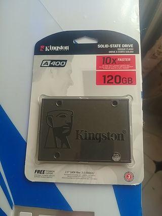 Vendo Disco duro SSD Kingston A400