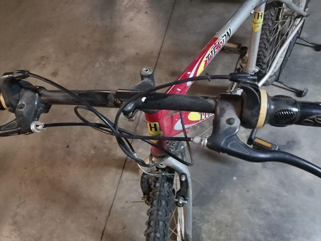 """Bicicletas de montaña 26"""" 3 uni"""