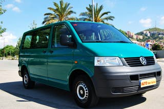 Volkswagen Transporter 9 PLAZAS OPORTUNIDAD!