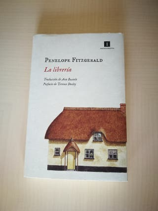 Libro - La librería ( Penelope Fitzgerald)
