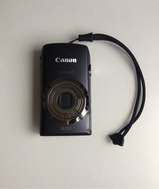 Canon IXUS 210 tactil
