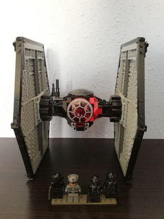 Lego star wars tie fighter primera orden