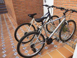 Bicicleta Decathlon Rockrider (chico y chica).