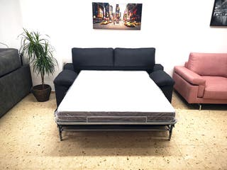 Sofá cama Italiano NUEVO. Tapizado antimanchas