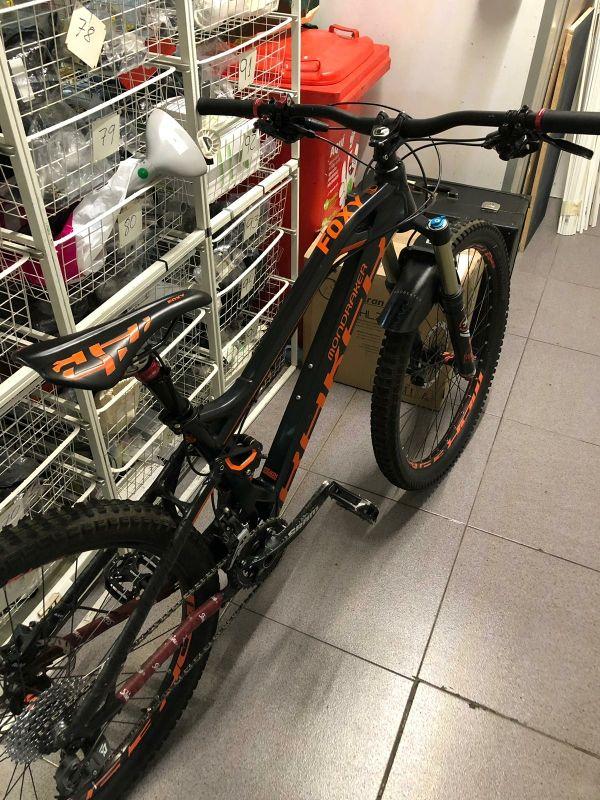 bicicleta Mondraker foxy