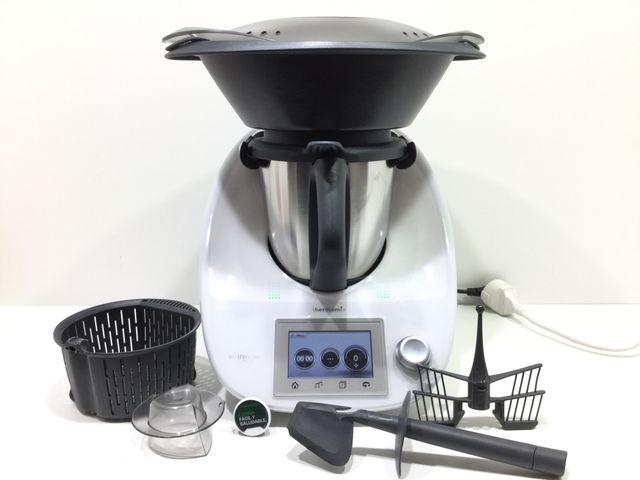 Cocina Thermomix | Robot De Cocina Thermomix Tm5 De Segunda Mano Por 675 En Sevilla