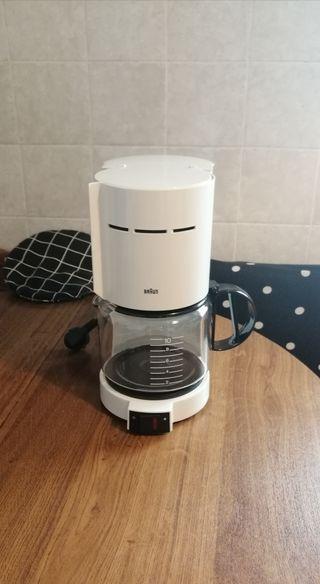 Cafetera de goteo Braun Nueva