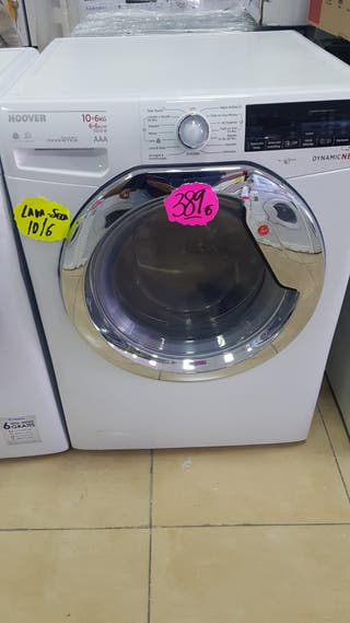 Lavadora secadora Hoover