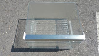 cajon nevera combi americana como nuevo 44 cm