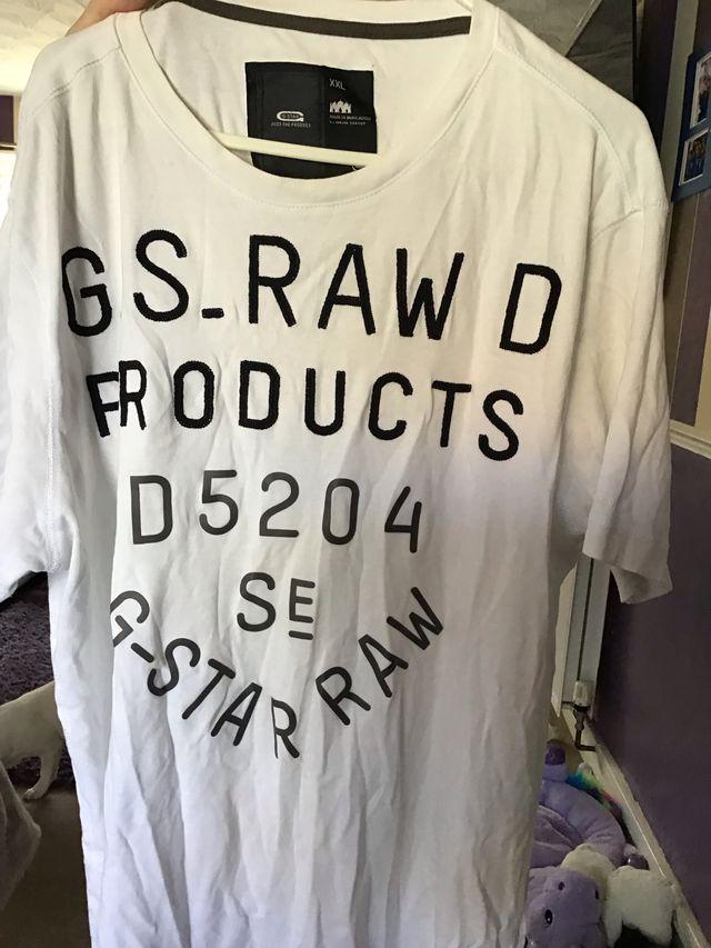 G star T-shirt's