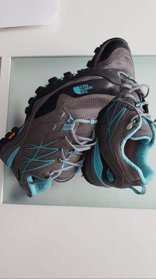 Zapatillas senderismo mujer