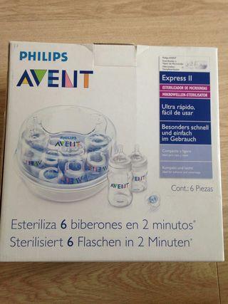 Esterilizador de biberones (AVENT)