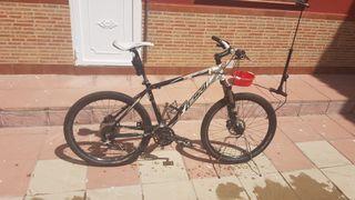 Se vende bicicleta bh de montaña