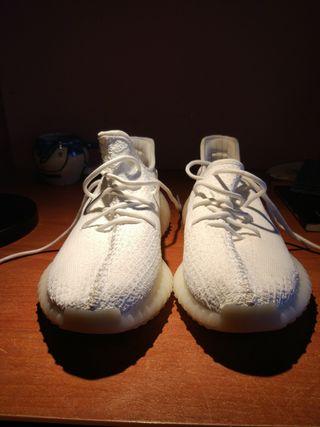 Zapatillas hombre adidas Yeezy 350 cream white