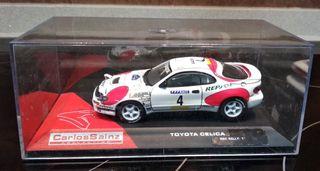 Toyota Celica Turbo 4WD escala 1/43