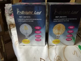 bombillas decorativas led