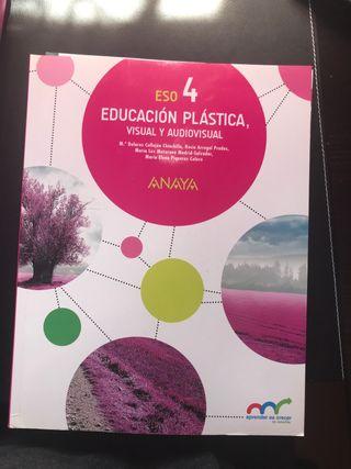libro de plástica cuarto ESO