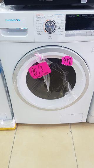 Lavadora secadora Thomson