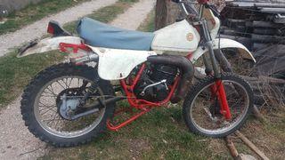 Moto montesa Enduro 80 h7