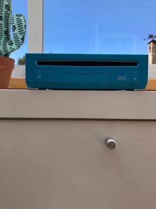 Wii consola de nintendo