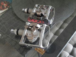 Shimano Pedales M-324 SPD Mixtos