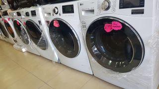 ¡Oferta! Lavadoras secadoras de alta gama