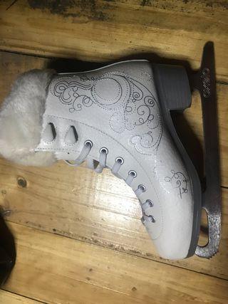 Patines de hielo
