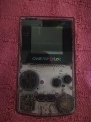 game boy color transparente