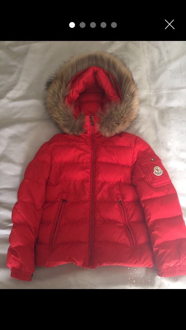 Moncler youths jacket