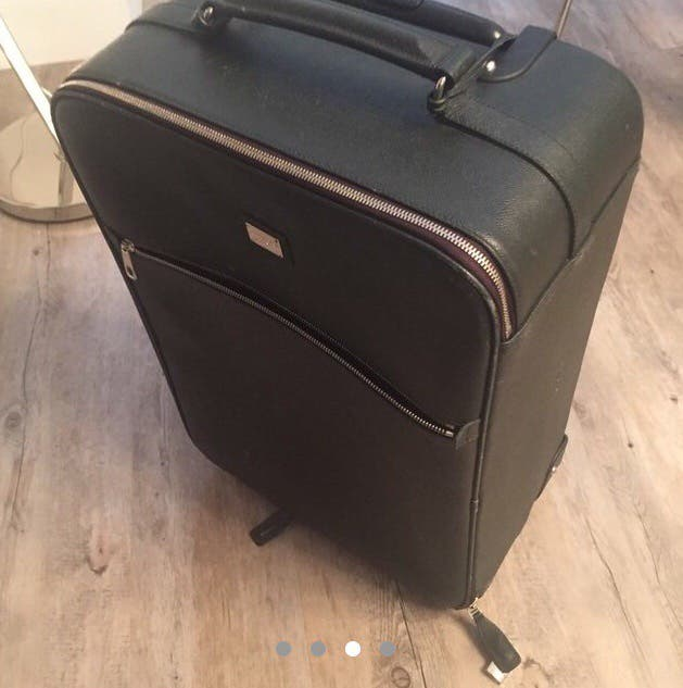 D&G carry on suitcase