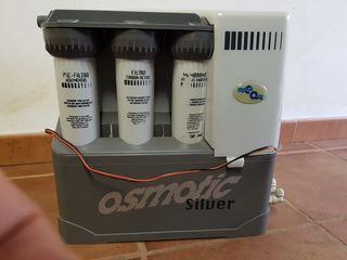 Maquina de agua OSMOTIC SILVER