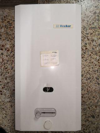 calentadores Neckar butano /gas natural