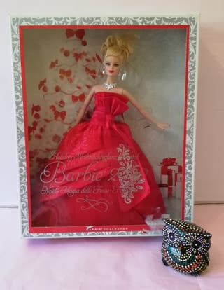 Barbie collector 2012 en caja