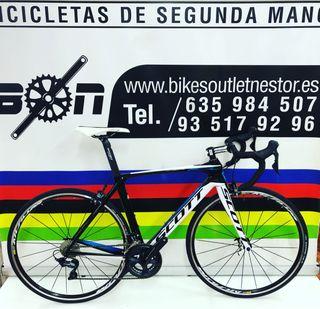 Bicicleta Scott foil ultegra r8000 nueva