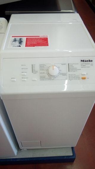 Lavadora carga Superior Miele
