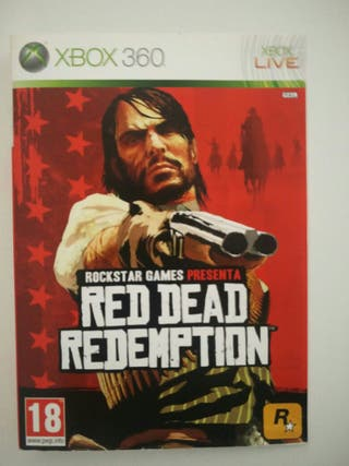 Xbox360 RED DEAD REDEMPTION