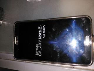 samsung Galaxy note 3 con bateria repuesto