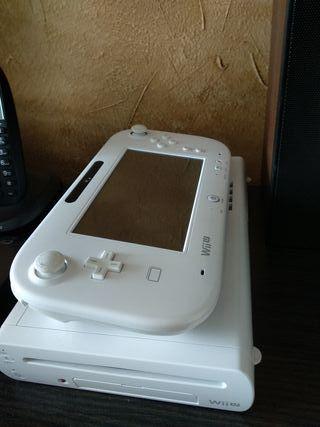 Consola Nintendo Wii U con mando Pro