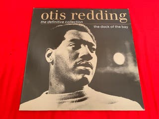 OTIS REDDING THE DOCK OF THE BAY Disco vinilo LP