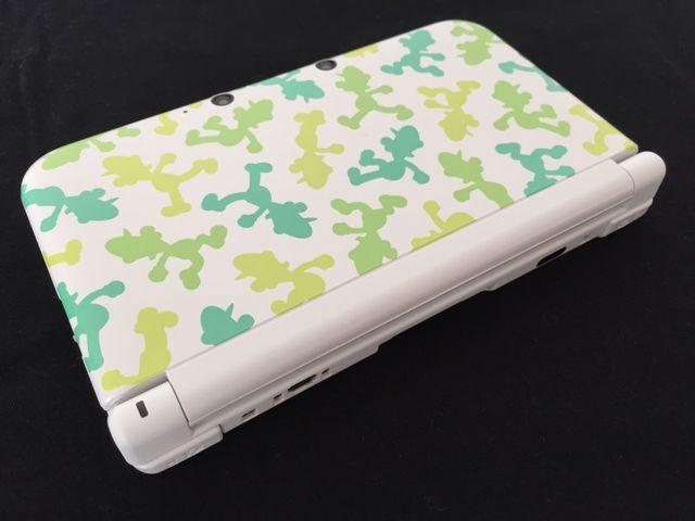 Consola portatil Nintendo 3DS XL Luigi Edition