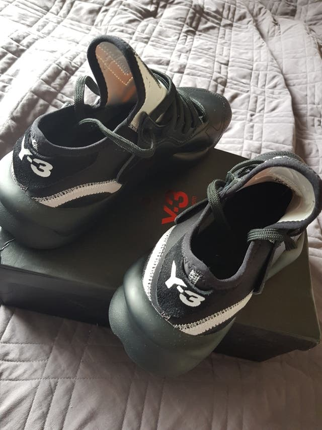 Y-3 trainers