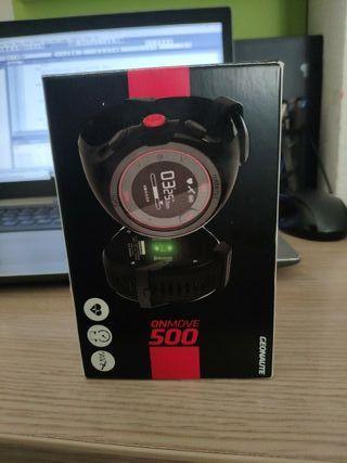 Reloj de running GPS y pulsometro ONEMOVE 500