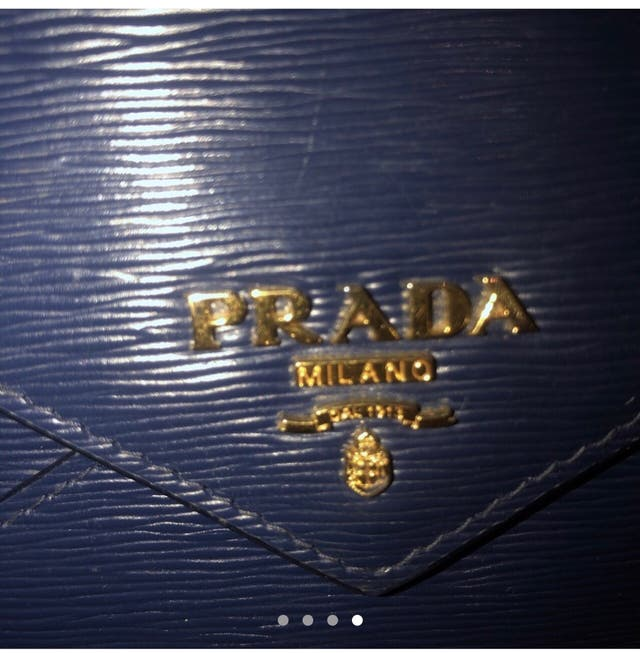 Prada Milano Purse