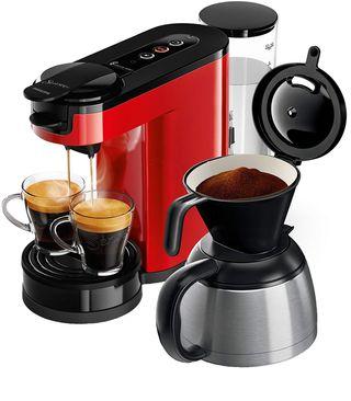 Cafetera Philips Senseo Capsulas y Goteo Nuevo Gar