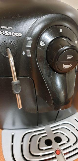 cafetera saeco automática