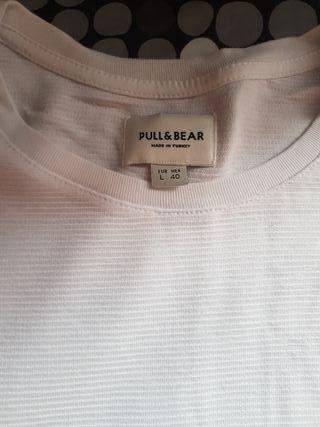Camisa pull and bear