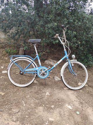 Bicicleta antigua Paseo BH